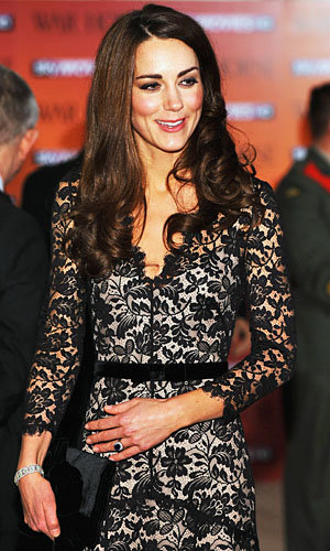 Kate Middleton's set for solo Royal duties