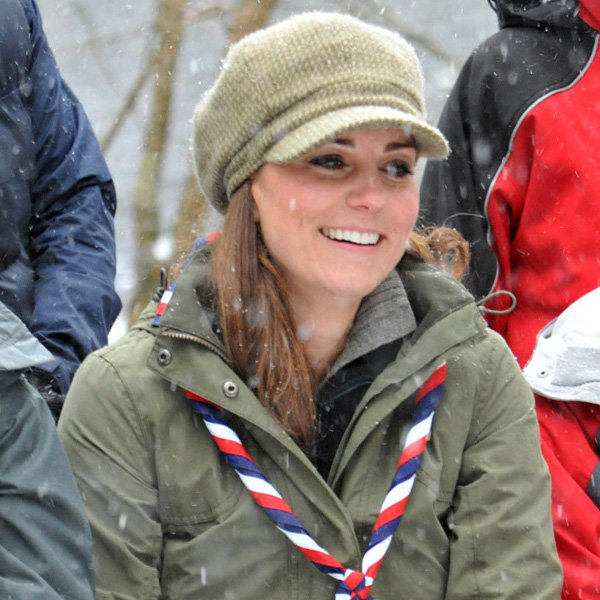 Kate Middleton's snow day chic causes another sell-out