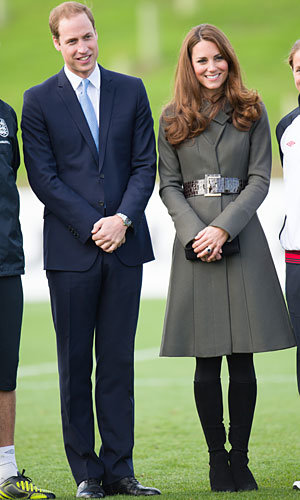 Kate Middleton's autumn style parade continues