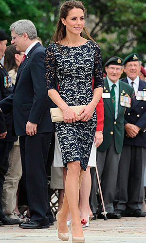 Kate Middleton spends anniversary weekend at a friend's wedding!