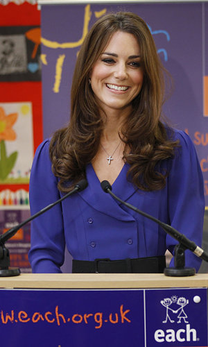Kate Middleton chairs charity meeting at St James's Palace