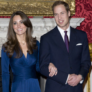 Royal wedding update: Prince William gives Kate Middleton Diana's ring!