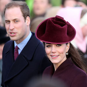 Prince William and Kate Middleton get a puppy!