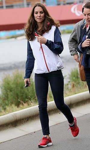 Kate Middleton's Paralympics Closing Ceremony style!
