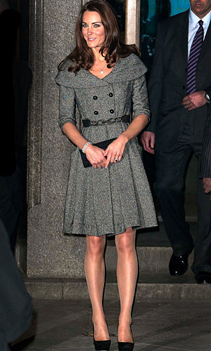 Kate Middleton hits the National Portrait Gallery in Jesiré