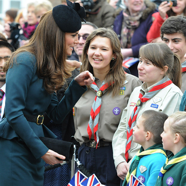 Kate Middleton to spend day with Scout group
