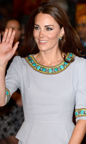 Kate Middleton dressed up as Cheryl Cole on her hen night!