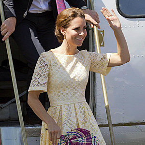 Kate Middleton shares more personal travel photos!