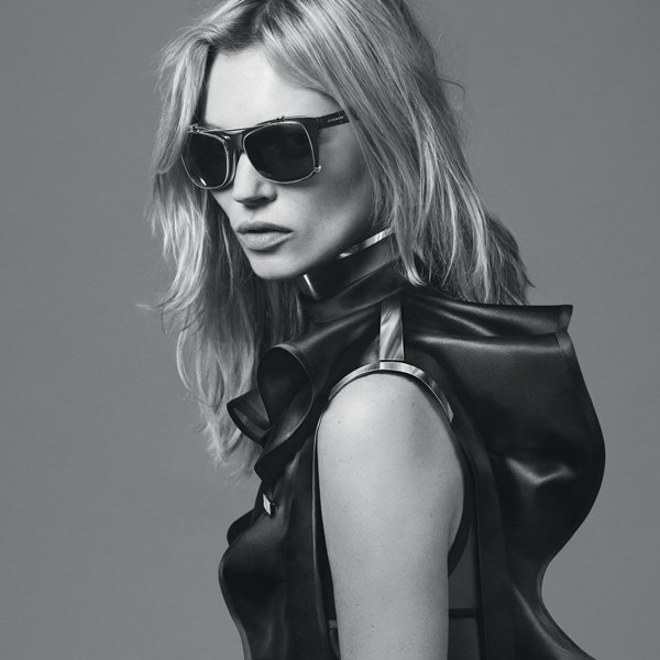 Kate Moss is the new face of Givenchy eyewear