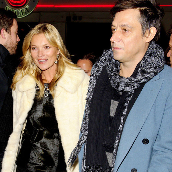 Kate Moss and Jamie Hince hit Book of Mormon gala performance