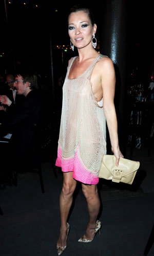 Kate Moss and Liz Hurley turn up the glamour at the Love Ball 2010