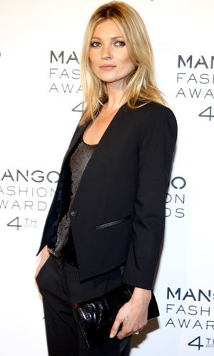 Kate Moss to star in George Michael's new music video!