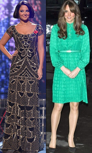 Kate Middleton beaten to most-searched-for spot by Tulisa Contostavlos