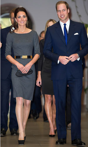 ROYAL WATCH: Kate Middleton wears Amanda Wakeley for WW1 fundraiser!