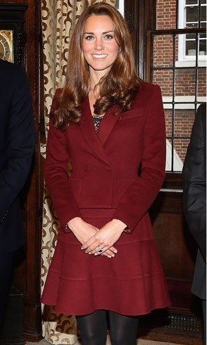 Kate Middleton surprised Paule Ka designer by wearing his designs!