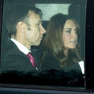 Kate Middleton joins Royal family for Christmas lunch