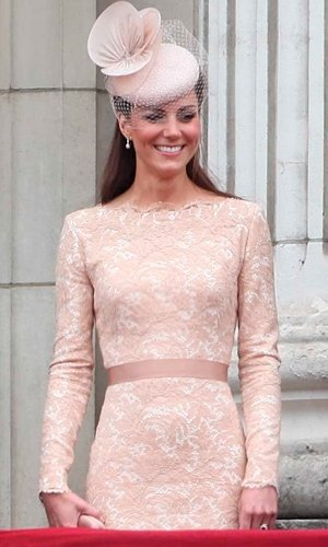 Kate Middleton voted Britain's happiest celebrity!