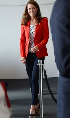 Kate Middleton and Prince William will attend the Paralympics Opening Ceremony!