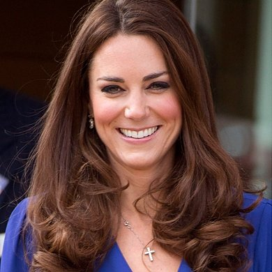 Kate Middleton leads the way in InStyle's top hair icons!