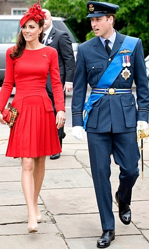 Kate Middleton and Prince William head to Scotland!