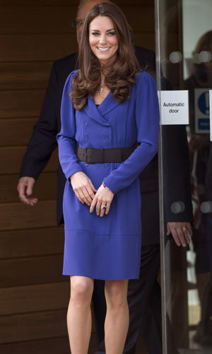 Kate Middleton and Prince William's Olympic tickets confirmed!