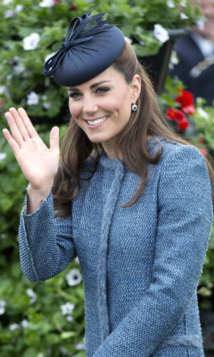 Kate Middleton's Eastern tour confirmed!