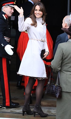 Kate Middleton's year of style!