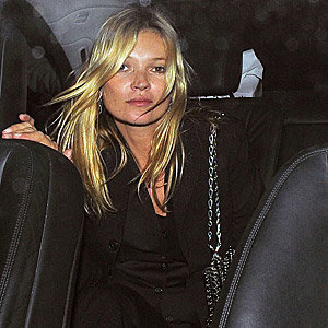 CELEB SPOTTING: Kate Moss and Eliza Doolittle partying at the Groucho club
