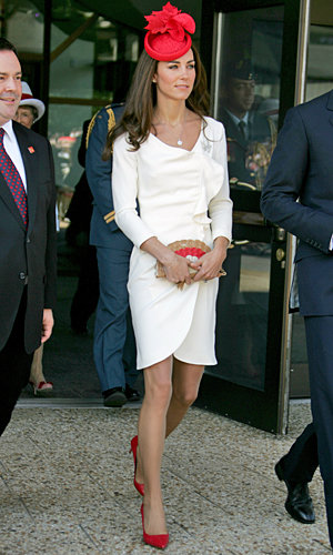 Kate Middleton wows in Reiss, Issa and Joseph on Canada leg of Royal Tour