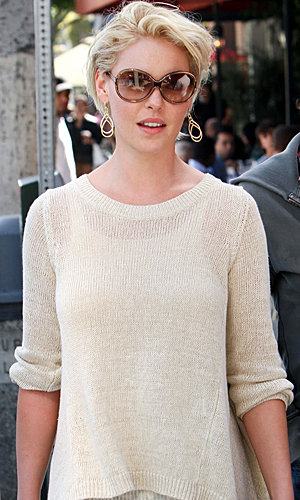 Katherine Heigl S Hair Makeover Instyle Co Uk