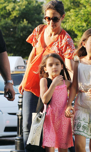 Katie and Suri's latest fashion hits