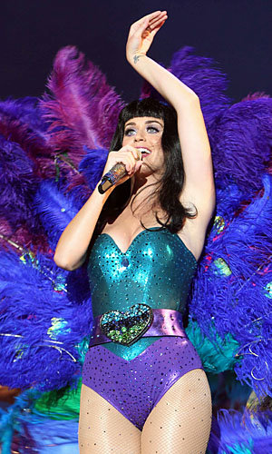 X FACTOR LATEST: Katy Perry to perform on Sunday show!