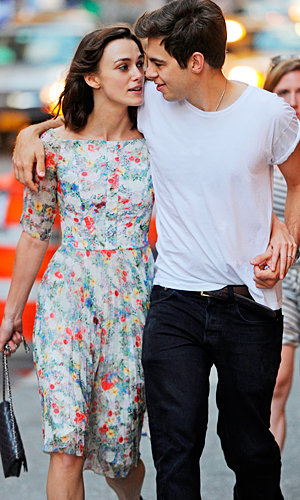 Keira Knightley and James Righton do date-casual!