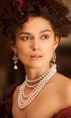 Chanel reveals the cost of Keira Knightley's Anna Karenina jewels