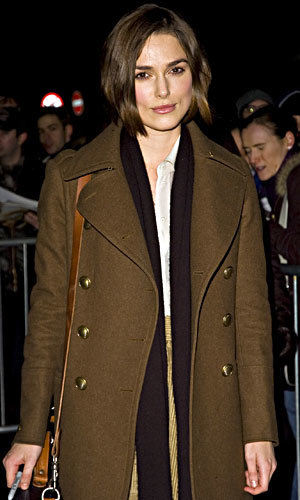 Keira Knightley and Elisabeth Moss get rave reviews