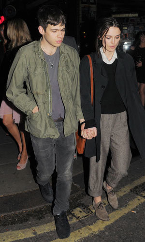 DATE NIGHT! Keira Knightley and James Righton out and about!