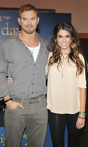Twilight latest: Robert Pattinson, Nikki Reed and Kellan Lutz on tour