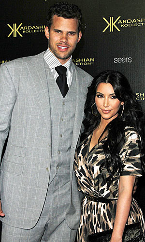 Congrats! Kim Kardashian marries Kris Humphries in California