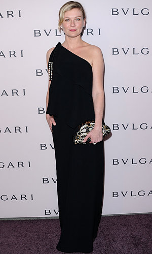 Kirsten Dunst, Drew Barrymore and Naomi Watts sparkle at Bvlgari party