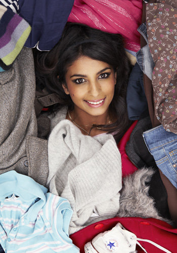 Detox Your Wardrobe with Cancer Research UK!