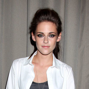 Kristen Stewart smoulders at On The Road screening in New York