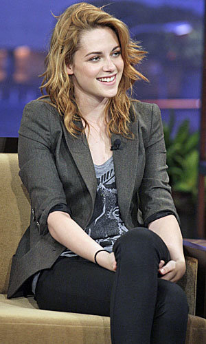 Kristen Stewart stole The Tonight Show with star appearance!