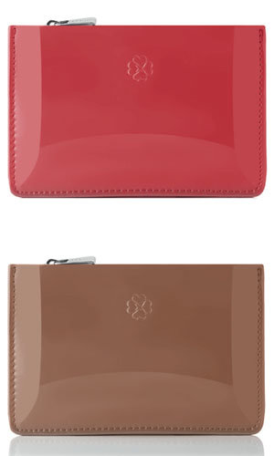 This Friday #InStyleVIP is giving 10 lucky winners the chance to win an exclusive L.K.Bennett patent leather coin purse!