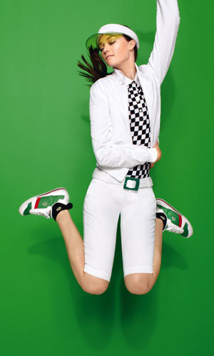 Lacoste launches RED label