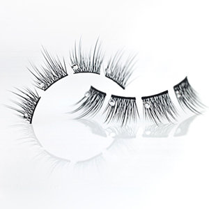Get your glitz on with NEW crystallized lashes