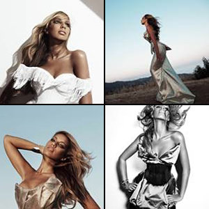 Only Vivienne Westwood for Leona Lewis