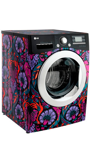 WIN: GILES for LG Limited Edition Washing Machine!
