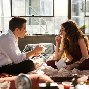 WATCH: Jake Gyllenhaal and Anne Hathaway in Love and Other Drugs