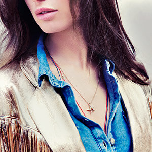 Kurt Geiger celebrate Christmas with a limited edition star necklace