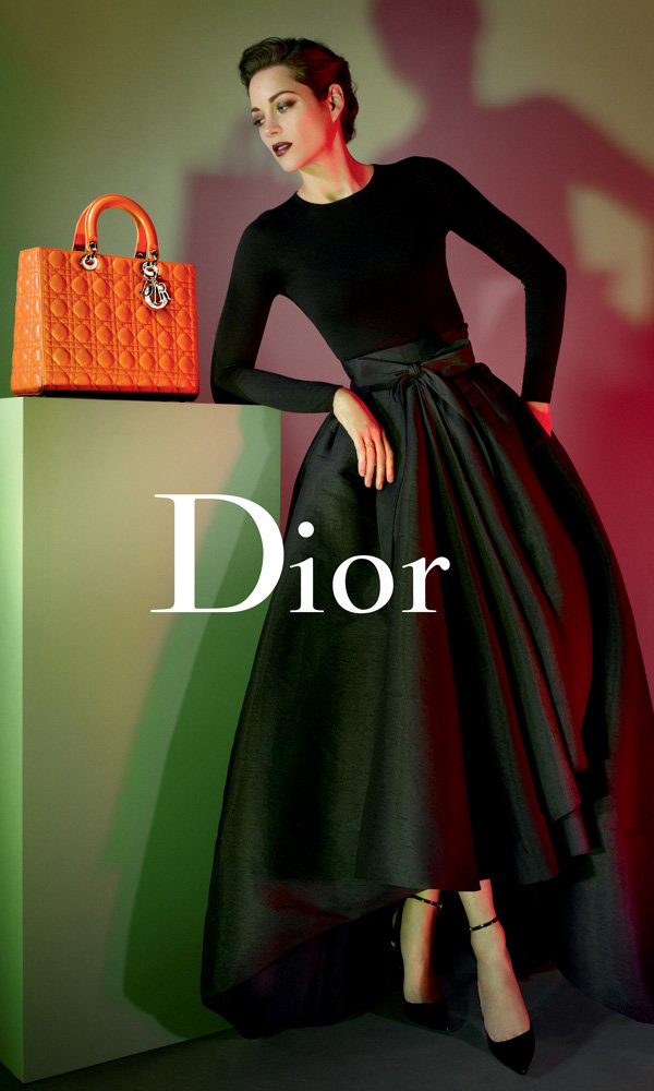 Marion Cotillard wows in latest Lady Dior campaign